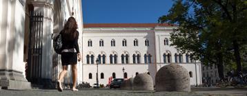 Sinh viên quốc tế học tập tại LMU Munich