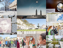 The year at LMU: A pictorial review