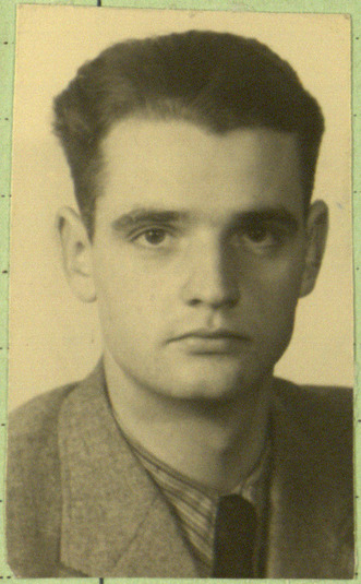 "Hans Scholl (1918-1943) was executed on 22. February 1943. His last words were: ""Long live freedom!"""