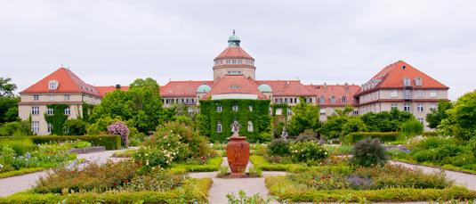 botanische staatssammlung münchen