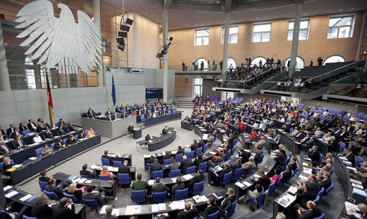 Photo: Deutscher Bundestag / Marc-Steffen Unger