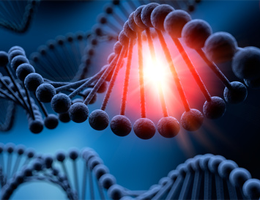 UV light triggers chemical reactions in DNA and RNA that can lead to deleterious genetic mutations. Quantum control simulations by LMU researchers led by Regina de Vivie-Riedle promise to facilitate future studies of the underlying mechanisms. (Grafik: psdesign1 / Fotolia.com)