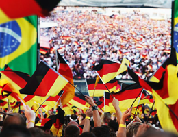 """They must show some spirit!"" Foto: Ingo Bartussek / Fotolia.com"