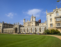 Cambridge and LMU announce plans for strategic partnership Foto: chrisdorney / fotolia.com